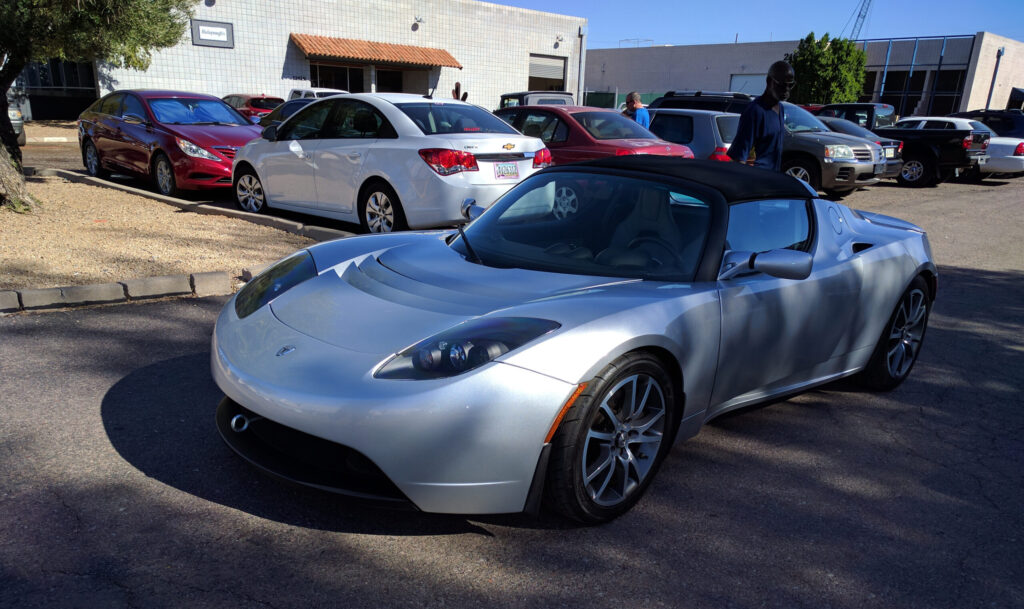 First Roadster
