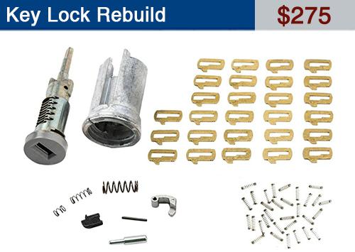 Key Lock Rebuild