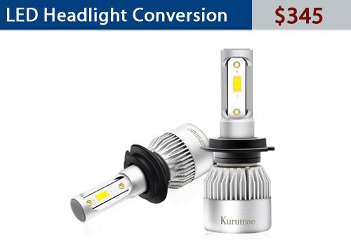 LEDs Headlights