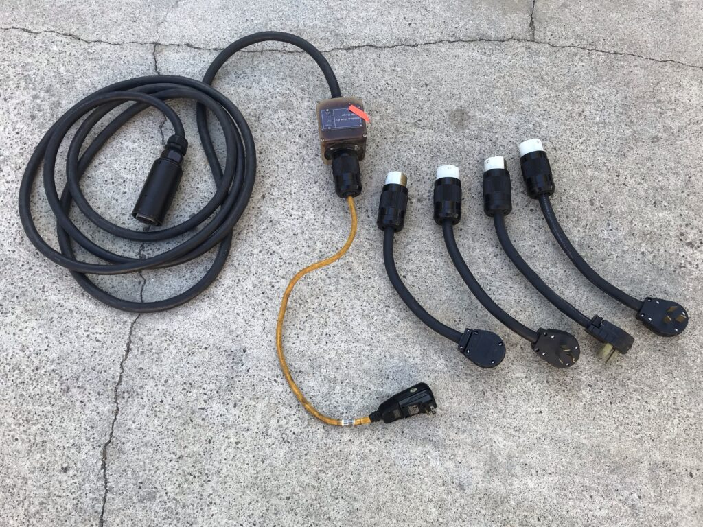 Martin Ebehard charge cable and pigtailsr