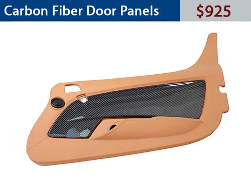 Carbon Fiber Door Panels 925