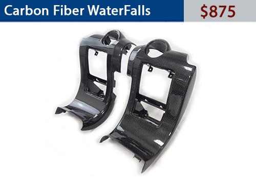 Carbon Fiber Waterfalls 875