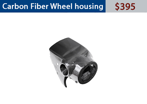 Carbon Fiber Wheel Housing 395